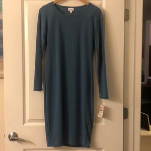Lularoe Debbie dress - never worn!